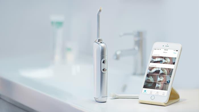 أحدث فرشاة أسنان في العالم