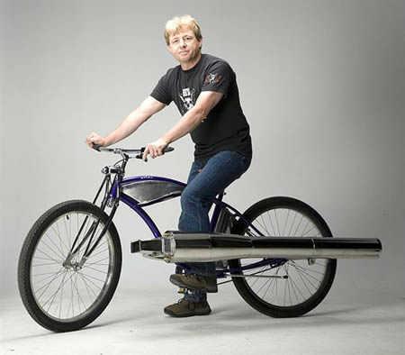 الدراجة البخارية