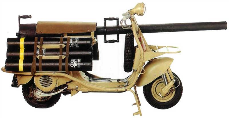 دراجة القنابل