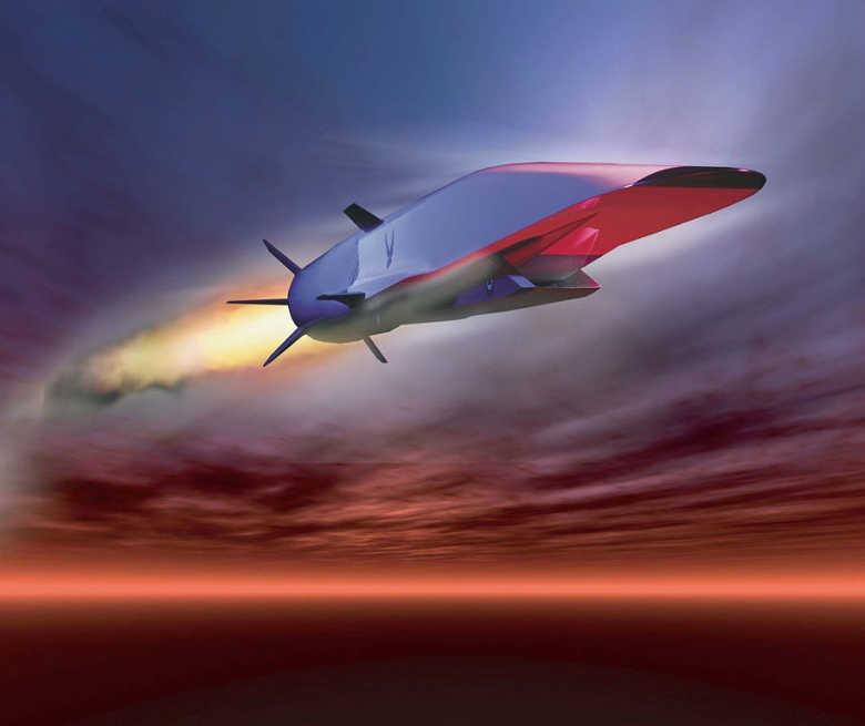 صواريخ بسرعة الصوت