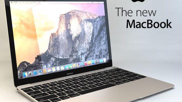 جهاز MacBook Air الجديد